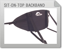 Sit-On-Top Backband